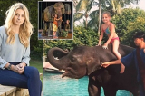 Câu chuyện về chú voi dũng cảm cứu bé gái khỏi sóng thần Nam Á