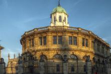 Tầm nhìn xa của vị kiến trúc sư của Đại học Oxford 350 năm trước