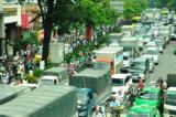 Đề xuất làm tàu điện một ray để giảm ùn tắc tại sân bay Tân Sơn Nhất