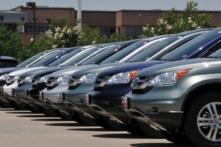 Chính phủ chi hơn 1.000 tỷ đồng mua mới xe công năm 2017