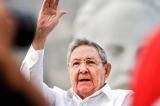 Chu tich Cuba Raul Castro