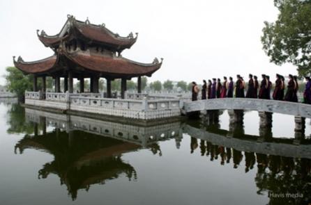 """""""Tứ gia vọng tộc"""" nổi tiếng về khoa bảng đất Kinh Bắc"""