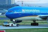 Máy bay Vietnam Airlines gặp sự cố tại Vinh