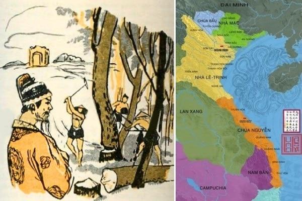 Các đời chúa Nguyễn mở rộng lãnh thổ - P2: Cuộc di dân lịch sử ...
