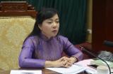 Sắp miễn nhiệm chức Bộ trưởng Bộ Y tế với bà Nguyễn Thị Kim Tiến