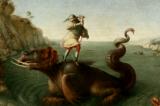 Tìm hiểu nghệ thuật Phục Hưng: Người anh hùng Perseus giết thủy quái