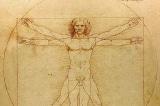 """""""Vitruvian Man"""" của Leonardo Da Vinci và tỉ lệ hoàn mỹ"""