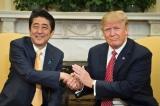 Thủ tướng Nhật đề cử ông Trump cho giải Nobel Hòa bình