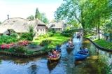 Venice của Hà Lan: Chốn thanh bình không ôtô, không đường nhựa