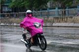 Các tỉnh Trung và Nam Trung Bộ, Nam Bộ tiếp tục có mưa to