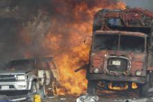Đánh bom kép ở Somali: Gần 300 người thiệt mạng, 300 người bị thương