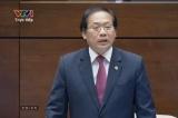 Chất vấn Bộ trưởng TT&TT về lãng phí đầu tư xây dựng Chính phủ điện tử
