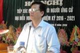 Thanh Hóa: Không qua thi tuyển, vẫn được làm lãnh đạo huyện