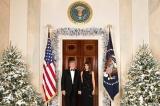 Giáng sinh lung linh ở Nhà Trắng