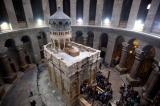 Khảo sát: 'Mộ của Giê-su' đã được xây dựng từ 1700 năm trước
