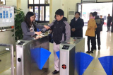 Lắp hệ thống soát vé tự động tại ga Hà Nội, Sài Gòn