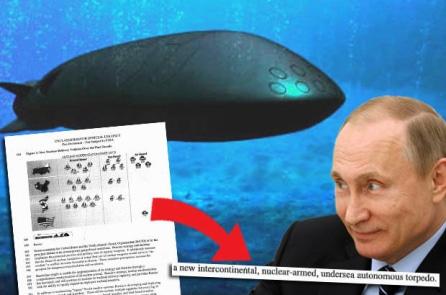 """Bộ Quốc phòng Mỹ xác nhận Nga có vũ khí """"ngày tận thế"""""""