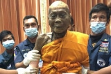 Thái Lan: Nhà sư 92 tuổi viên tịch 2 tháng thi thể không thối rữa (video)