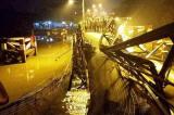 Cầu Long Kiển sập là do xe ben qua cầu vượt tải trọng gấp 5 lần