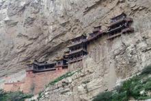 10 công trình hùng vĩ chênh vênh trên vách đá của thế giới cổ đại