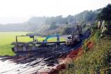 Vỡ cửa xả đáy hồ thải Apatit Lào Cai, thiệt hại 8 tỷ đồng