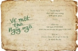 Hà Nội: Triển lãm thư viết tay trong 100 năm qua (7/1 – 7/2/2018)