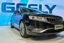 """Xe hơi Geely của Trung Quốc tiếp tục """"thôn tính"""" xe hơi Daimler của Đức"""