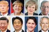Các lãnh đạo thế giới hiện có mức lương bao nhiêu?