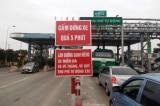 VCCI đề xuất phương án thu phí BOT giao thông mới