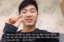 Lời nhắn gửi xúc động của đội trưởng U23 VN Lương Xuân Trường tới các bệnh nhi ung thư