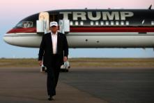 Tập đoàn Trump tặng lợi nhuận khách sạn cho chính phủ
