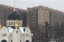 Xả súng tại nhà thờ ở Nga, 5 người thiệt mạng