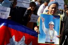 45 nước cùng thúc giục Campuchia thả lãnh đạo đối lập, thực hiện bầu cử tự do