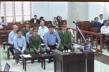 Tòa phúc thẩm tuyên y án 13 năm tù đối với ông Đinh La Thăng