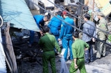 Phóng hỏa nhà hàng xóm, cả hung thủ và 4 người trong gia đình tử vong