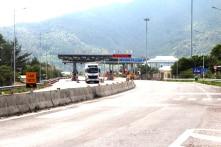 Đề xuất ghép 2 trạm thu phí BOT hầm Hải Vân