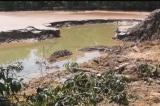 Quảng Nam: Vỡ đập hồ chứa thải nhà máy khai thác vàng Bồng Miêu