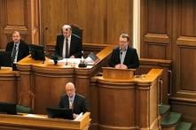 Nghị viện Đan Mạch điều trần lên án nạn thu hoạch nội tạng