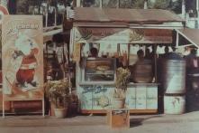 Sài Gòn xưa – Hủ tiếu, bánh bao Cả Cần