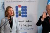 EU thúc giục Nga, Iran và Thổ Nhĩ Kỳ ngừng bắn tại Syria