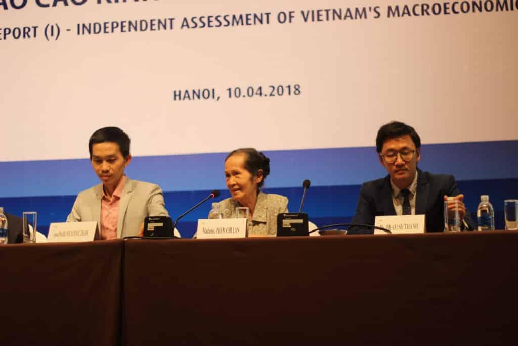 Pham Chi Lan, VEPR