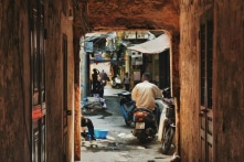 Hà Nội: Những nấc khung thời gian phố phường (Ảnh)