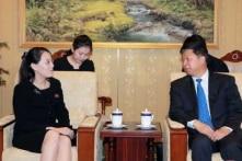 """Kim Jong-un tiếp đón Tống Đào, cùng bàn về """"vấn đề trọng đại"""""""