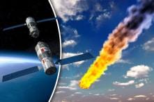 Trạm vũ trụ Thiên Cung 1 của Trung Quốc đã rơi trở lại vào bầu khí quyển