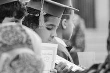 Kết thúc cấp học và Lễ Khởi Đầu của CON: Chúc CON không may mắn