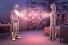 Năng lượng từ trái tim: Trường điện từ kết nối cảm xúc và con người