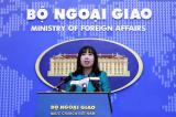 Việt Nam phản đối Trung Quốc mở trạm khí tượng tại Trường Sa