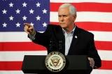 Phó Tổng thống Mỹ: Bắc Hàn không nên đùa với ông Trump