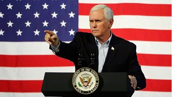 Toàn văn bài phát biểu của Phó Tổng thống Mỹ Pence về Trung Quốc
