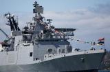 Ngày mai (21/5), ba tàu hải quân Ấn Độ cập cảng Đà Nẵng